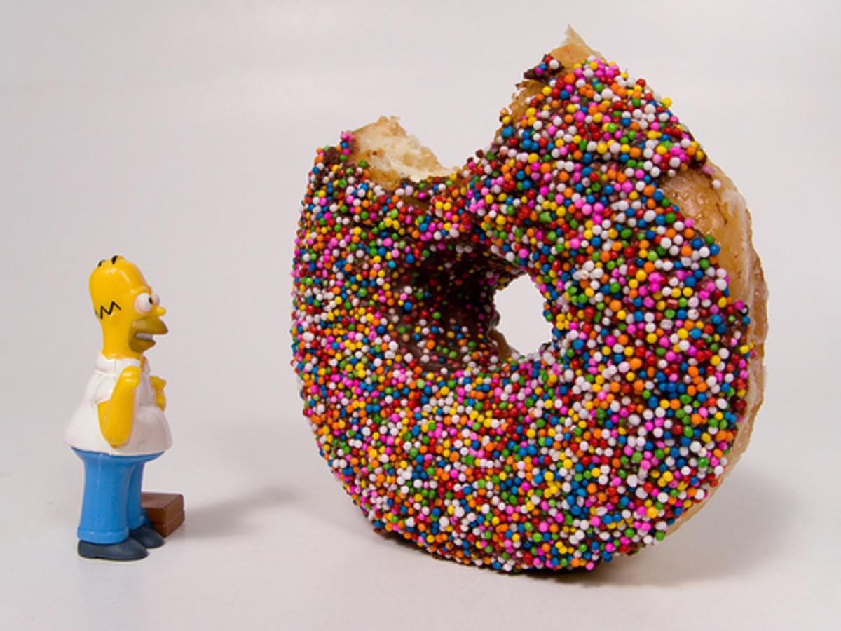 mmmm Giant Donut