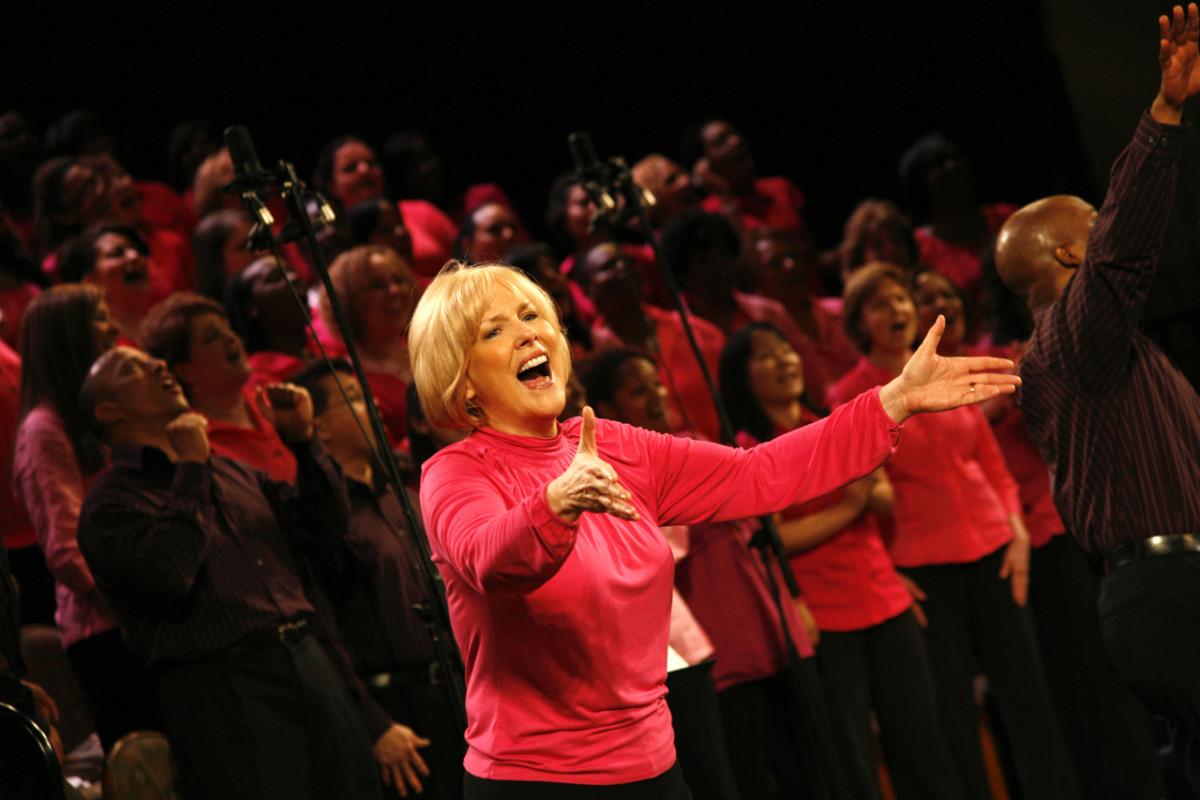 Carol Cymbala Choir Director