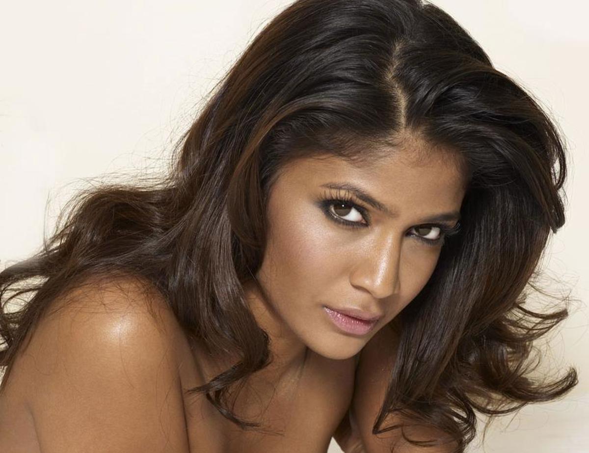 Indian Actress Carol Gracias