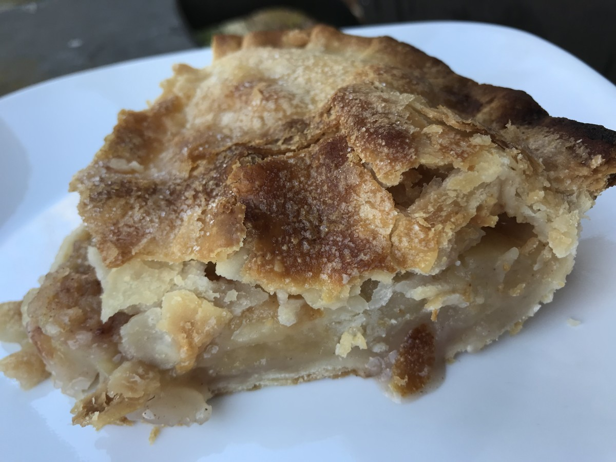 Homemade Apple Pie - How to Make Apple Pie