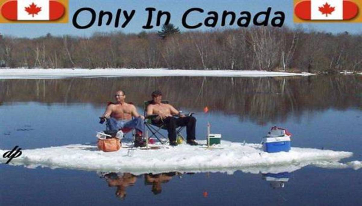 Canadian Jokes - Funny Jokes