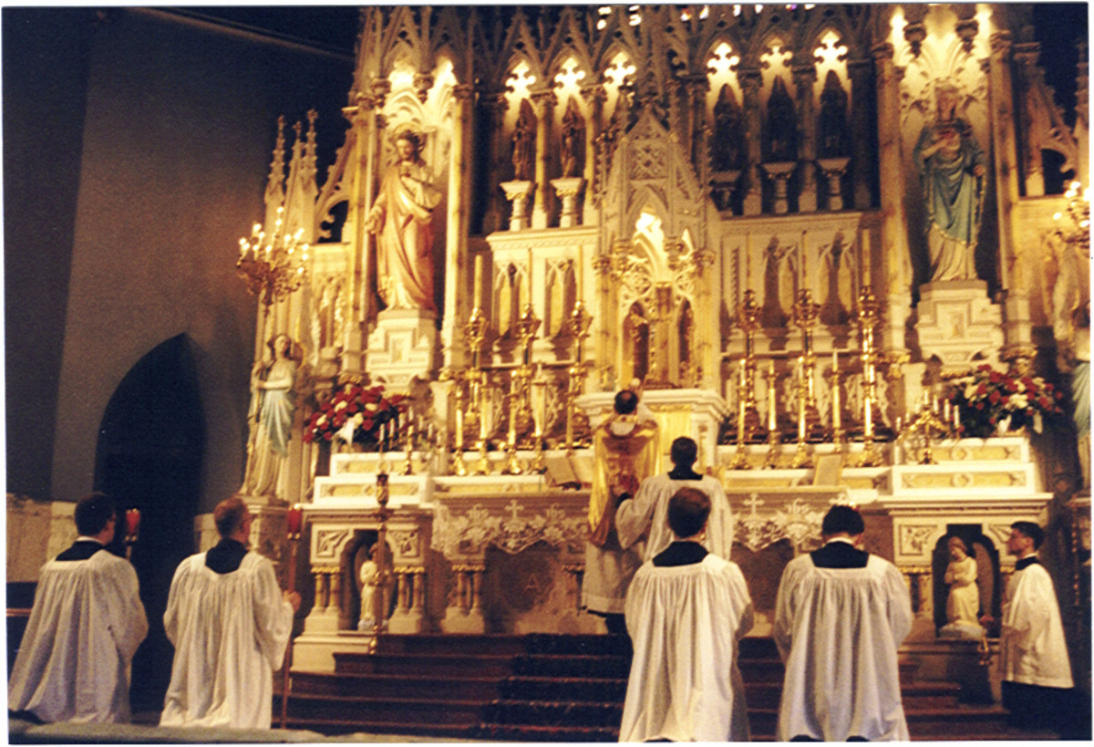 TRIDENTINE MASS IN GERMANY