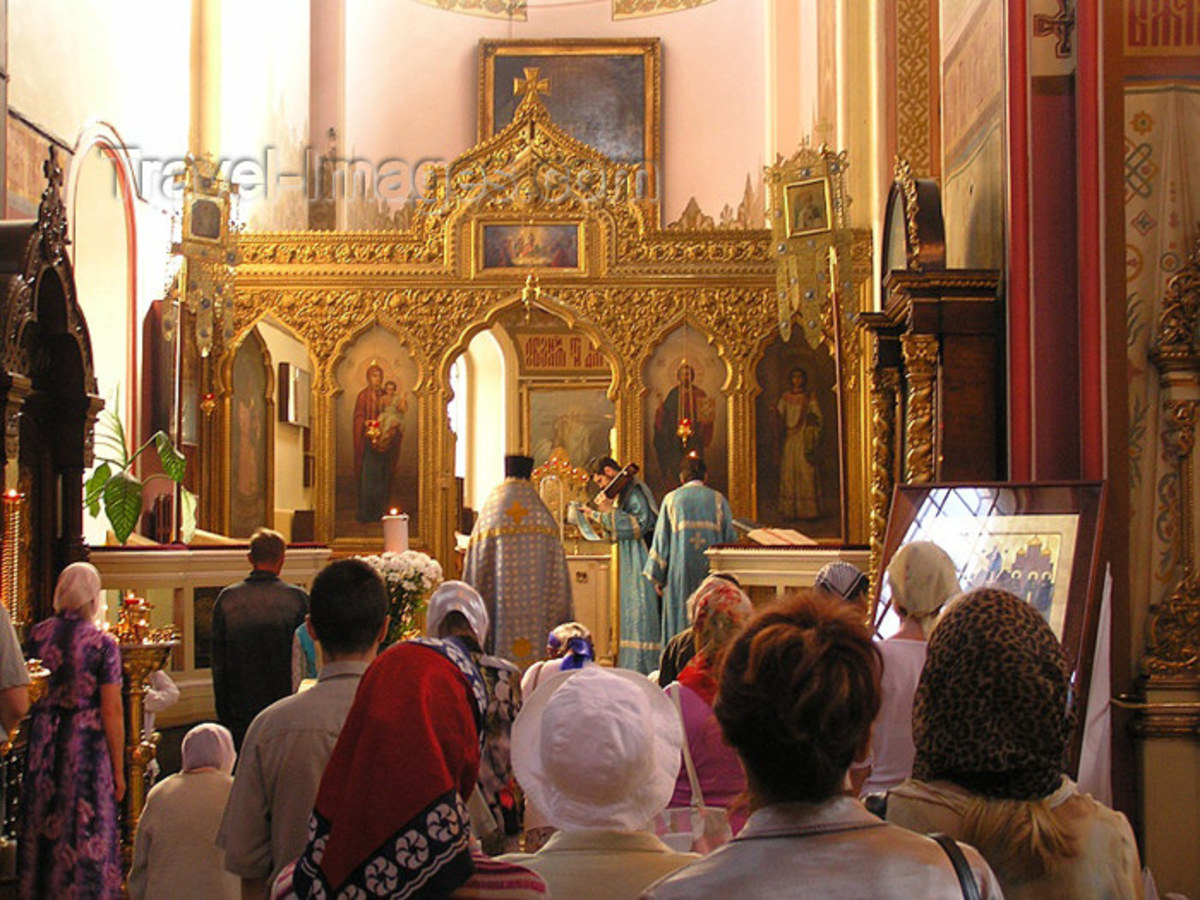 LATIN MASS IN TALLIN, ESTONIA