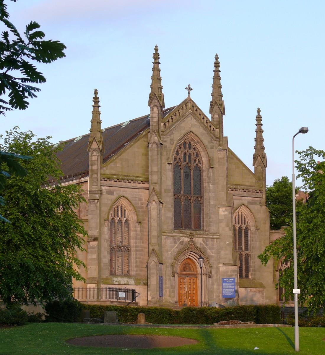 St Mary's Catholic Catheral