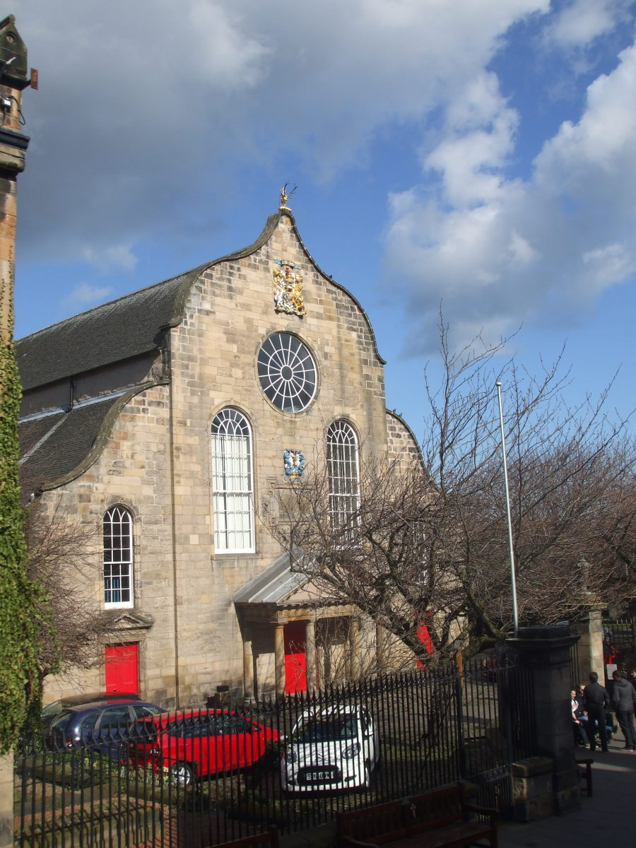 The Canongate Kirk