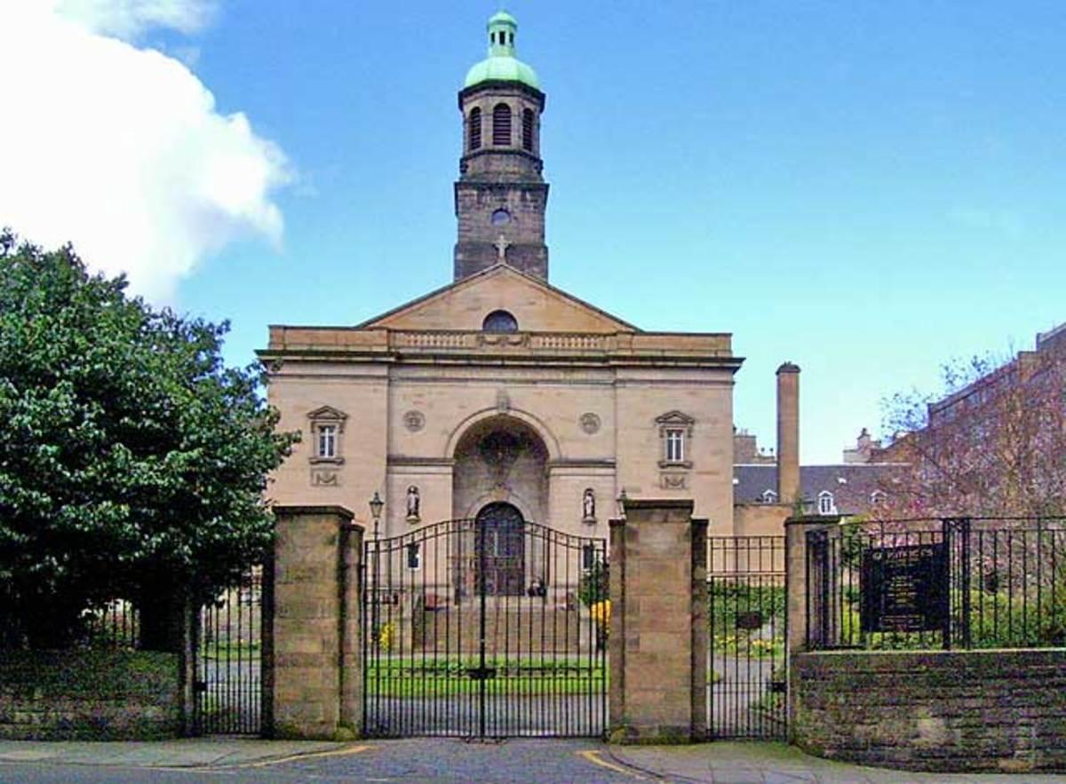 St Patrick's Roman Catholic Church