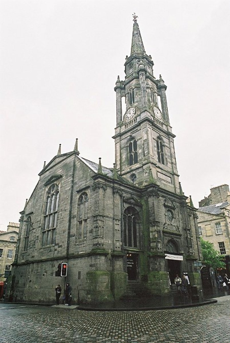 The Tron Kirk