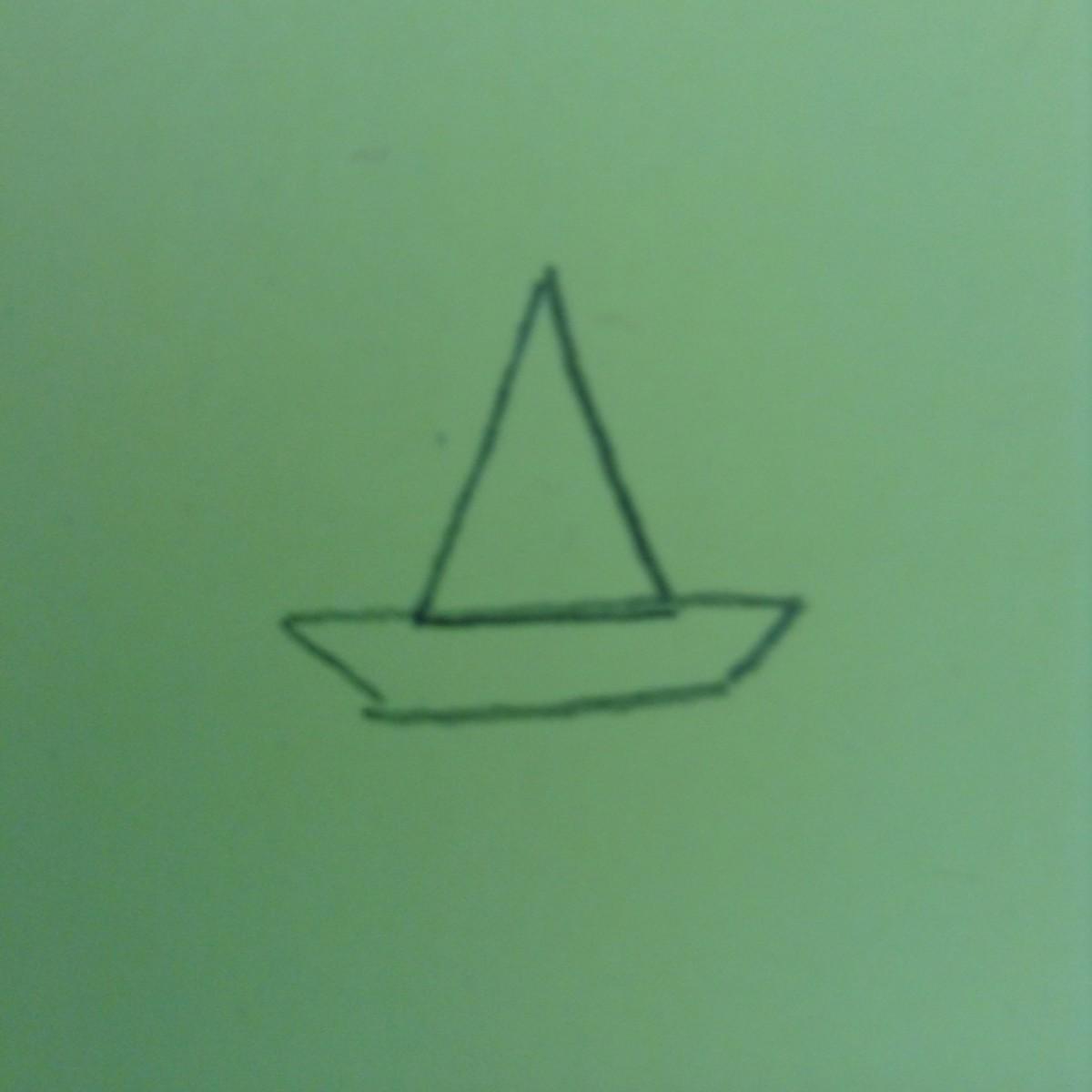 Add a trapezoid.