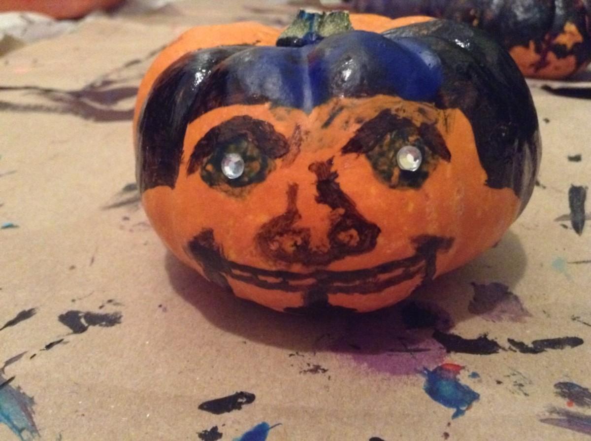 Daddy Pumpkin