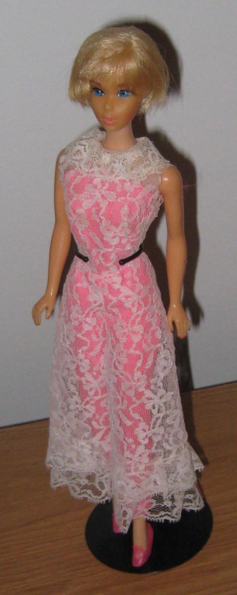 Hair Fair Barbie in Jump Into Lace