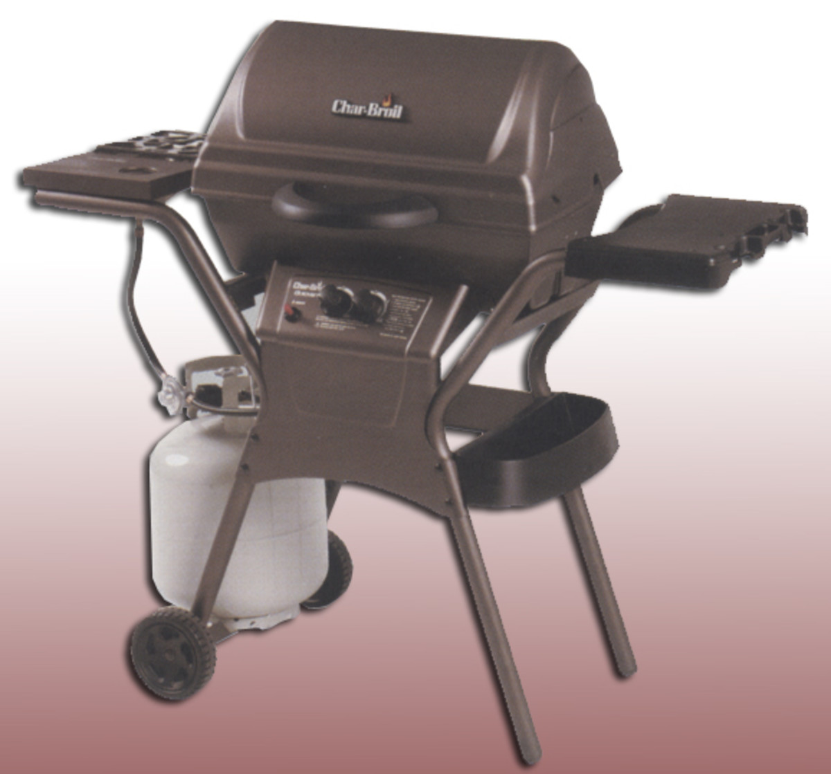 Char-broil model 4636325 with evenflame system 30,000 BTU