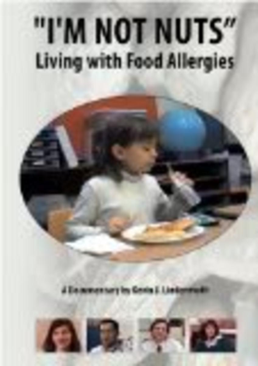 Explanation of Allergies, Best Allergy Relief / Natural Antihistamines