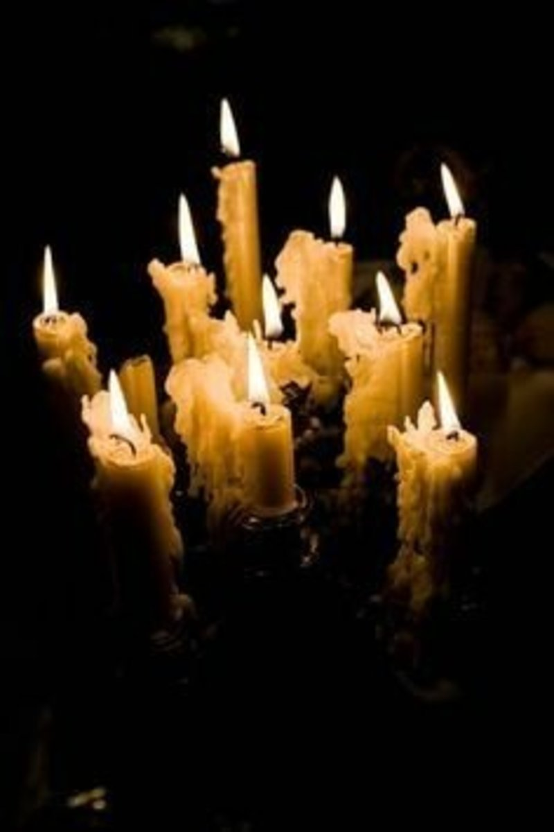 Charging Candles for Magic Spells | HubPages