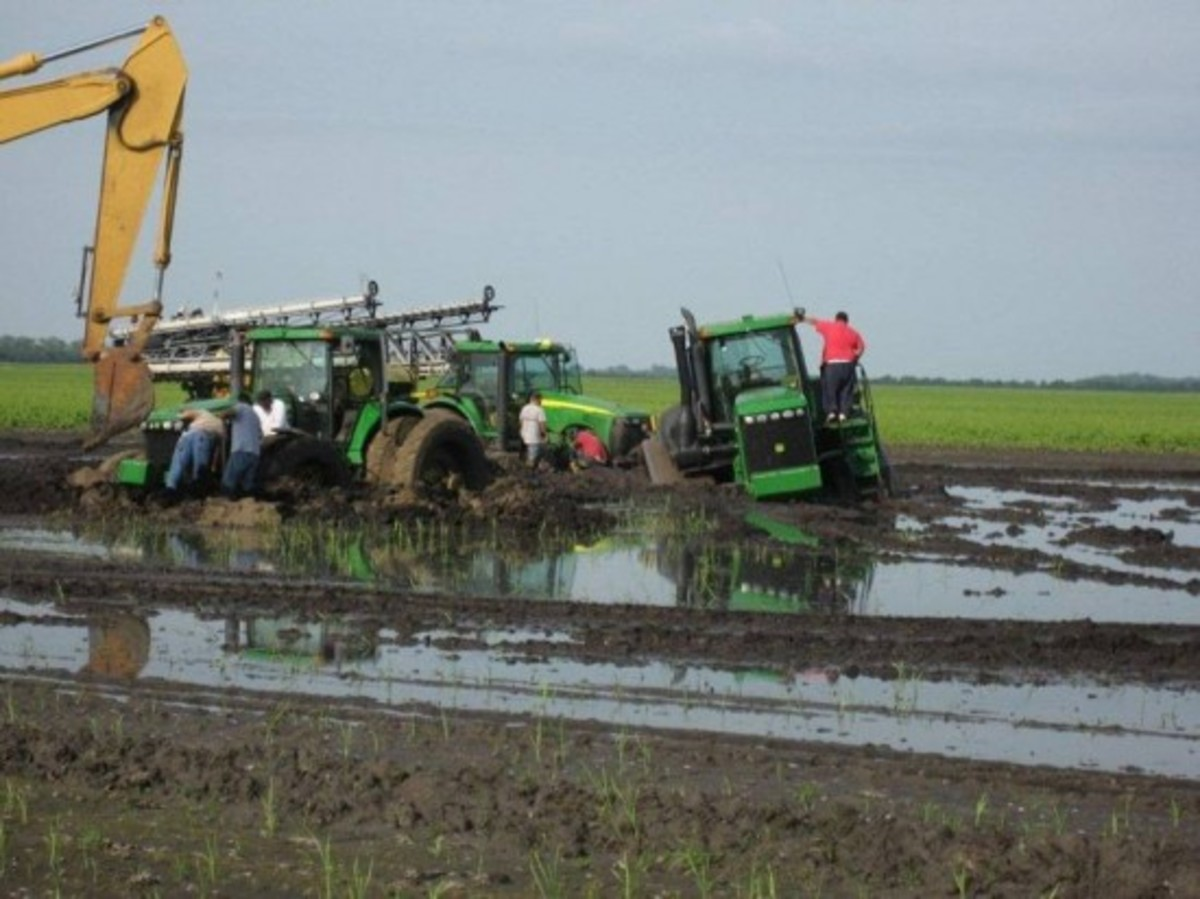 Tractor Pulling Accidents : Tractor accidents