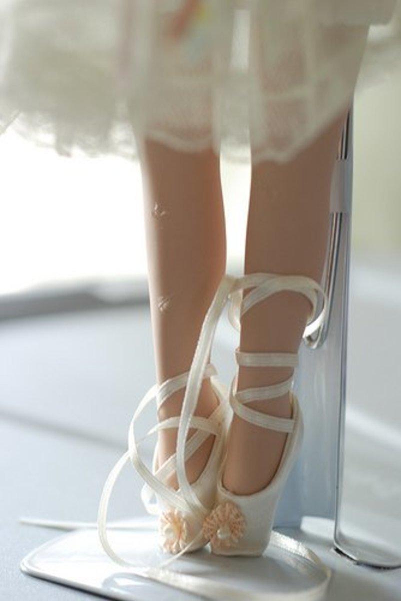 Ballet Class for Cross Dressers