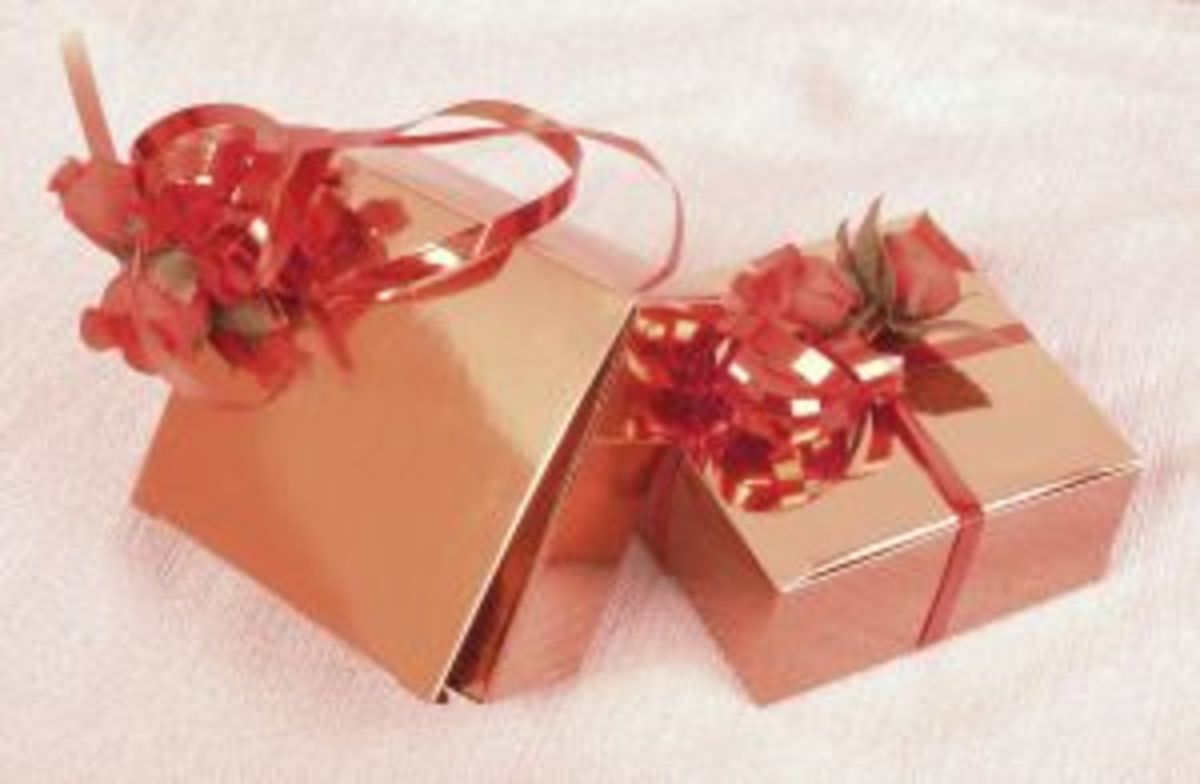 Gift convey it secret meaning