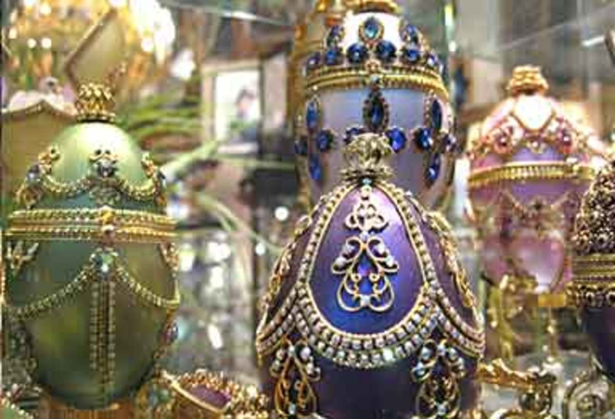 This is part of the  Tsar Nicholas collection