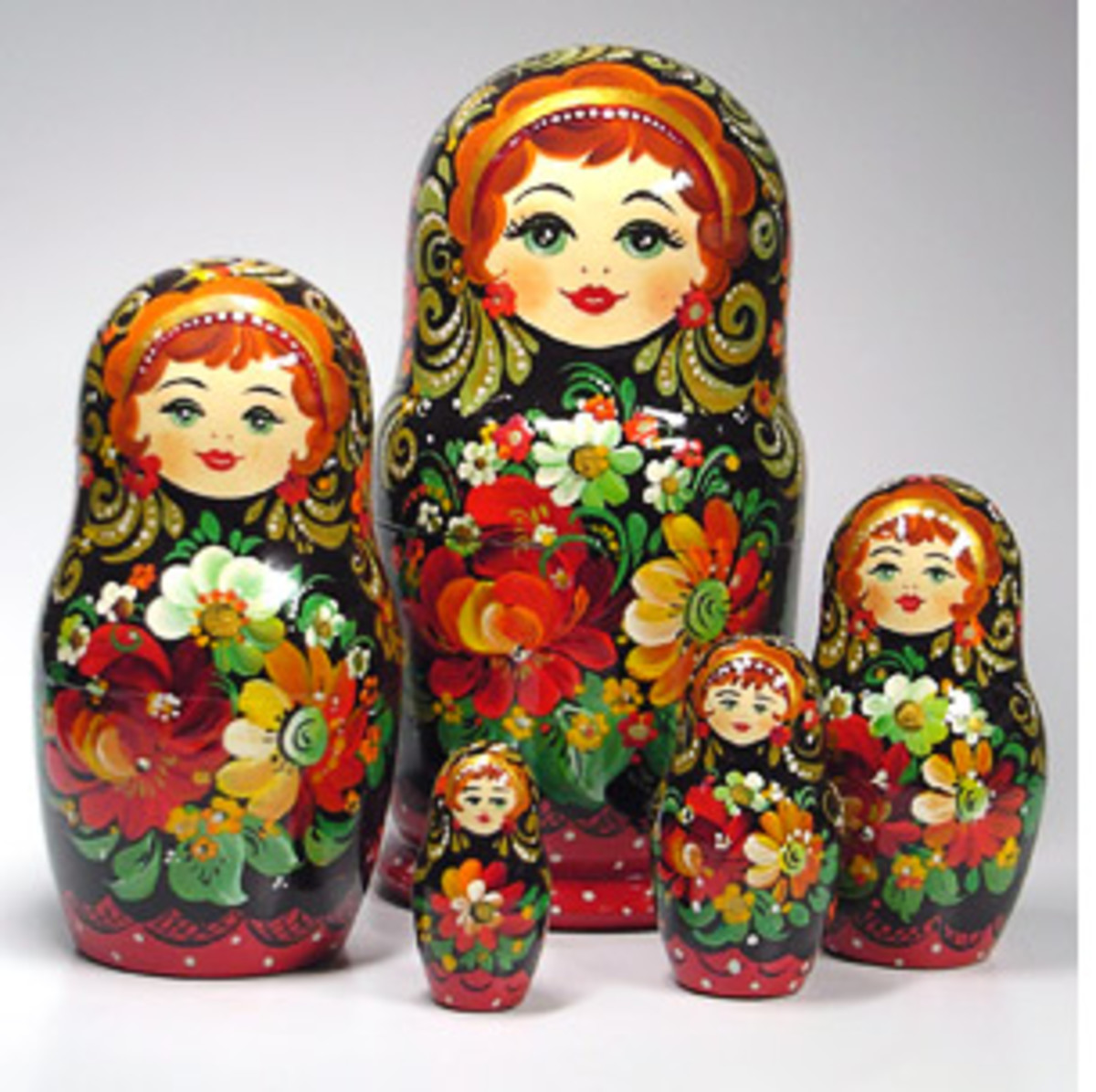 Collecting Russian Nesting Dolls