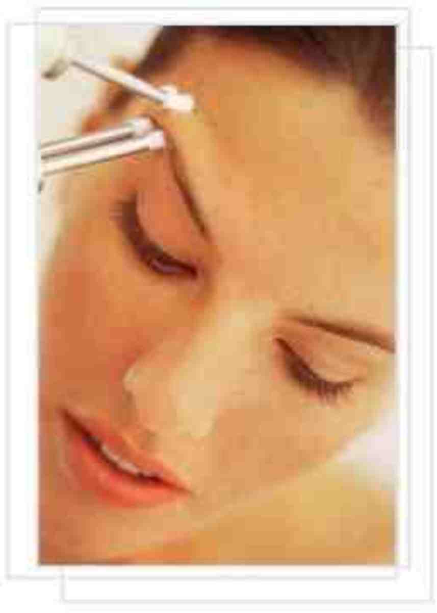 Facial Microdermabrasion and Caci Non-Surgical Face Lift.