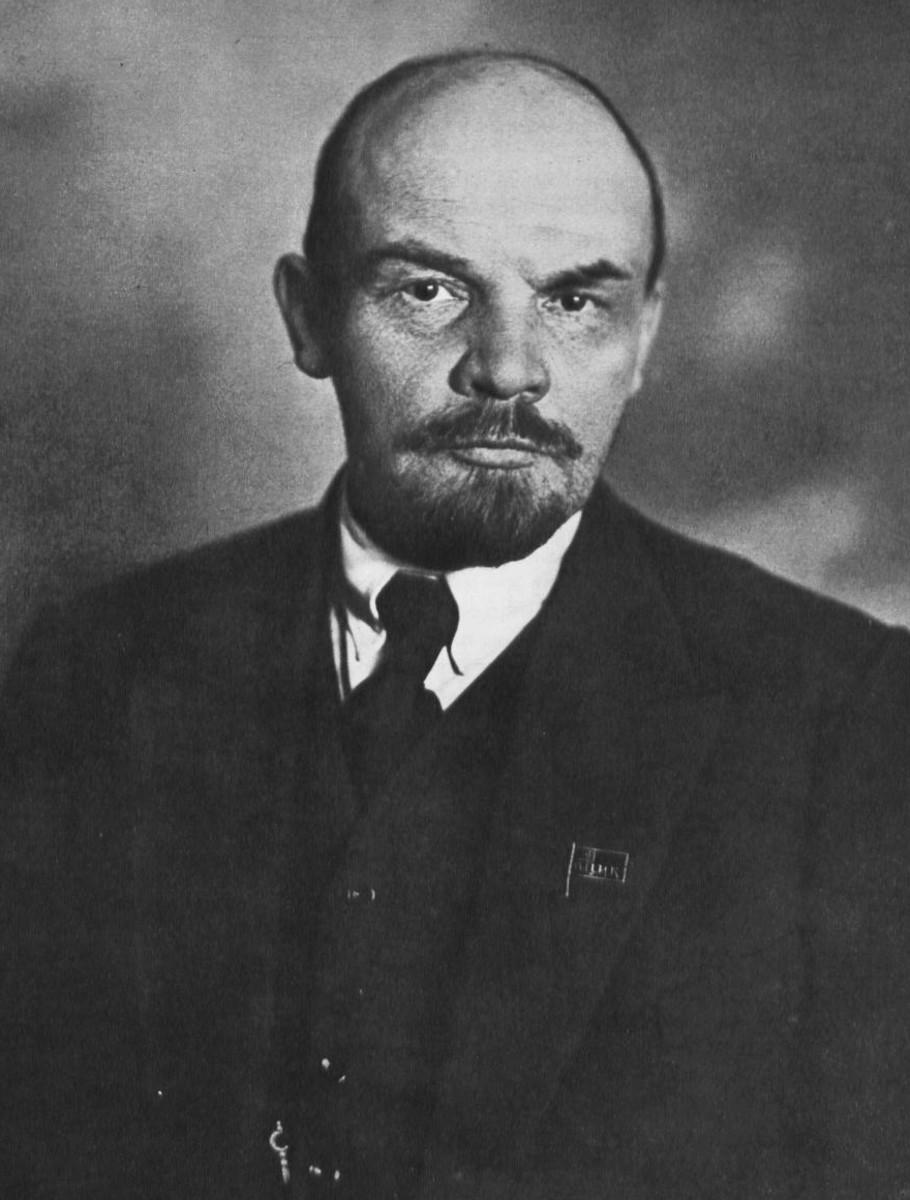 VLADIMIR LENIN THE SOCIALIST