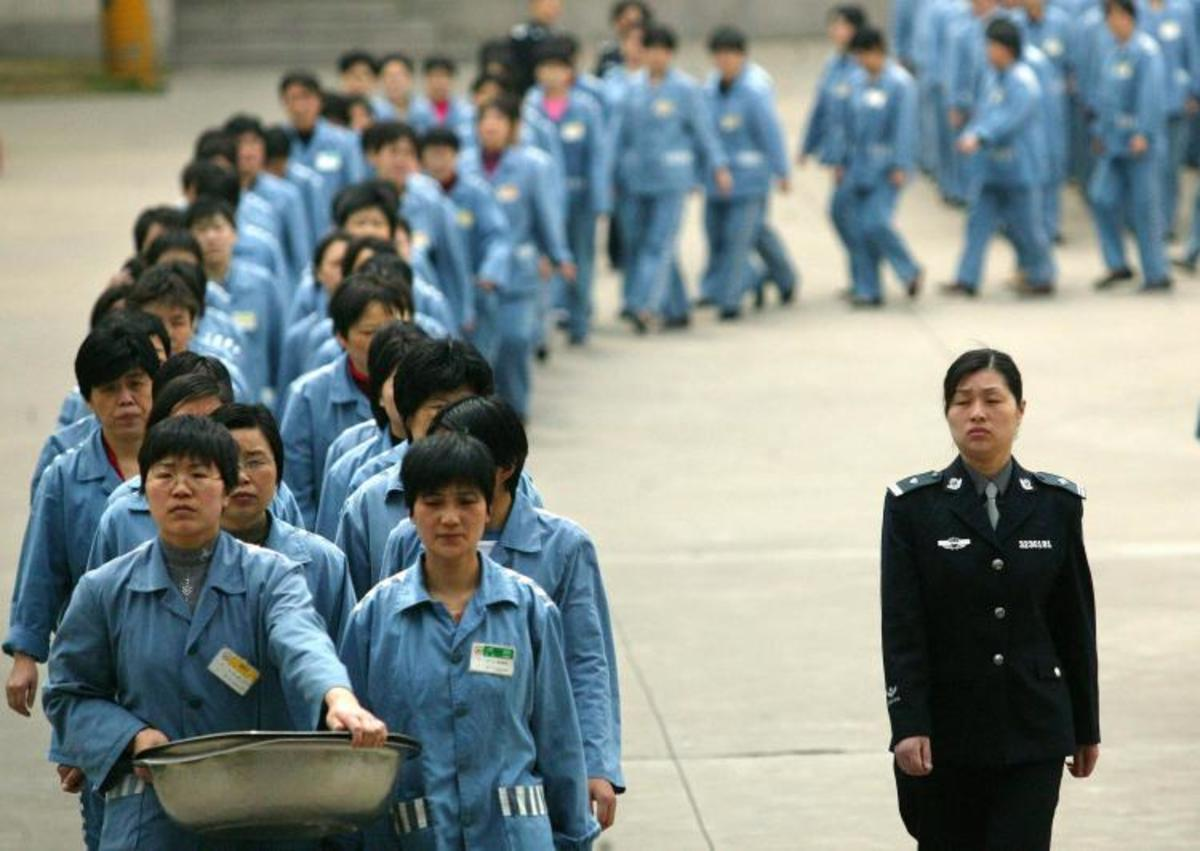 REEDUCATION CAMP IN SOCIALIST CHINA
