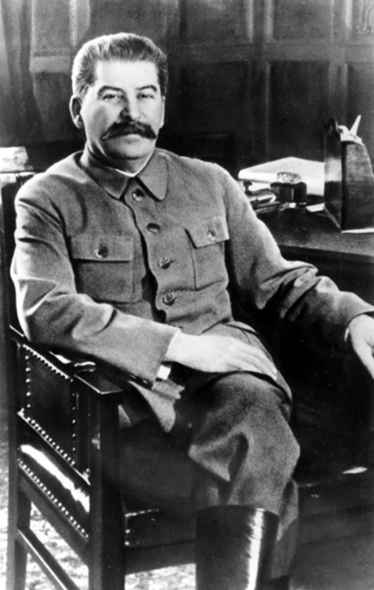 SOCIALIST LEADER JOSEPH STALIN
