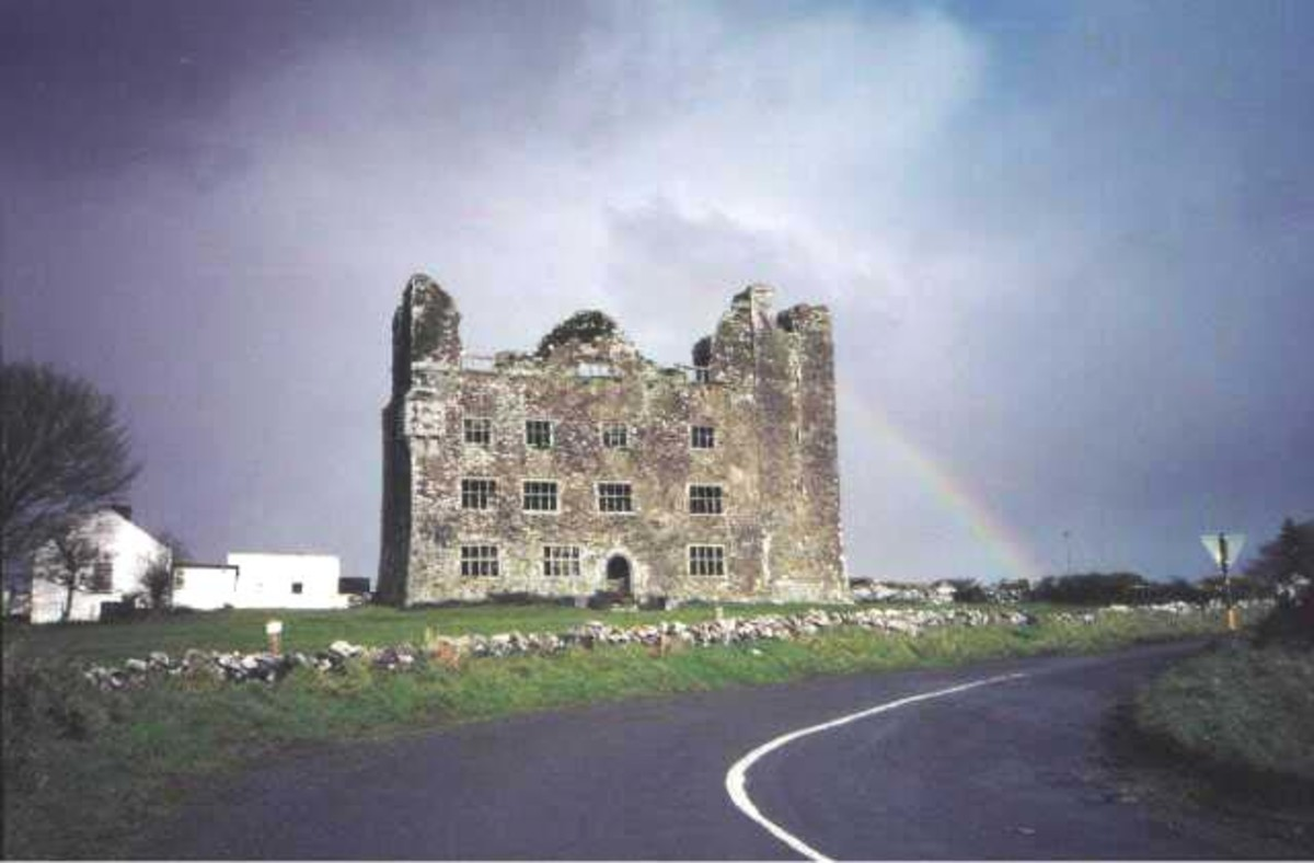 Intriguing Facts About Irish Castles