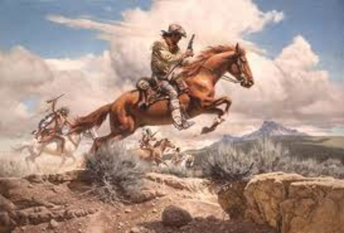 Pony Express Coloring Pages Color Example
