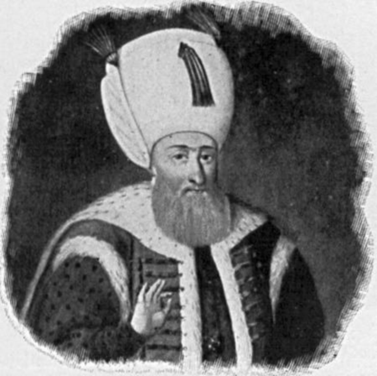 Suleiman the Magnificent (sounds like a magician)