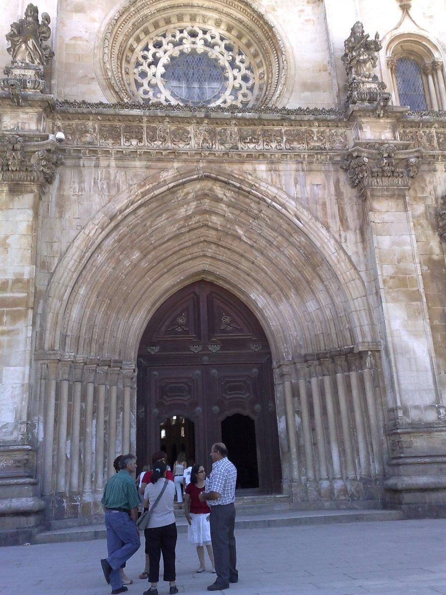 The Monastry of Alcobaa. Source: Me.