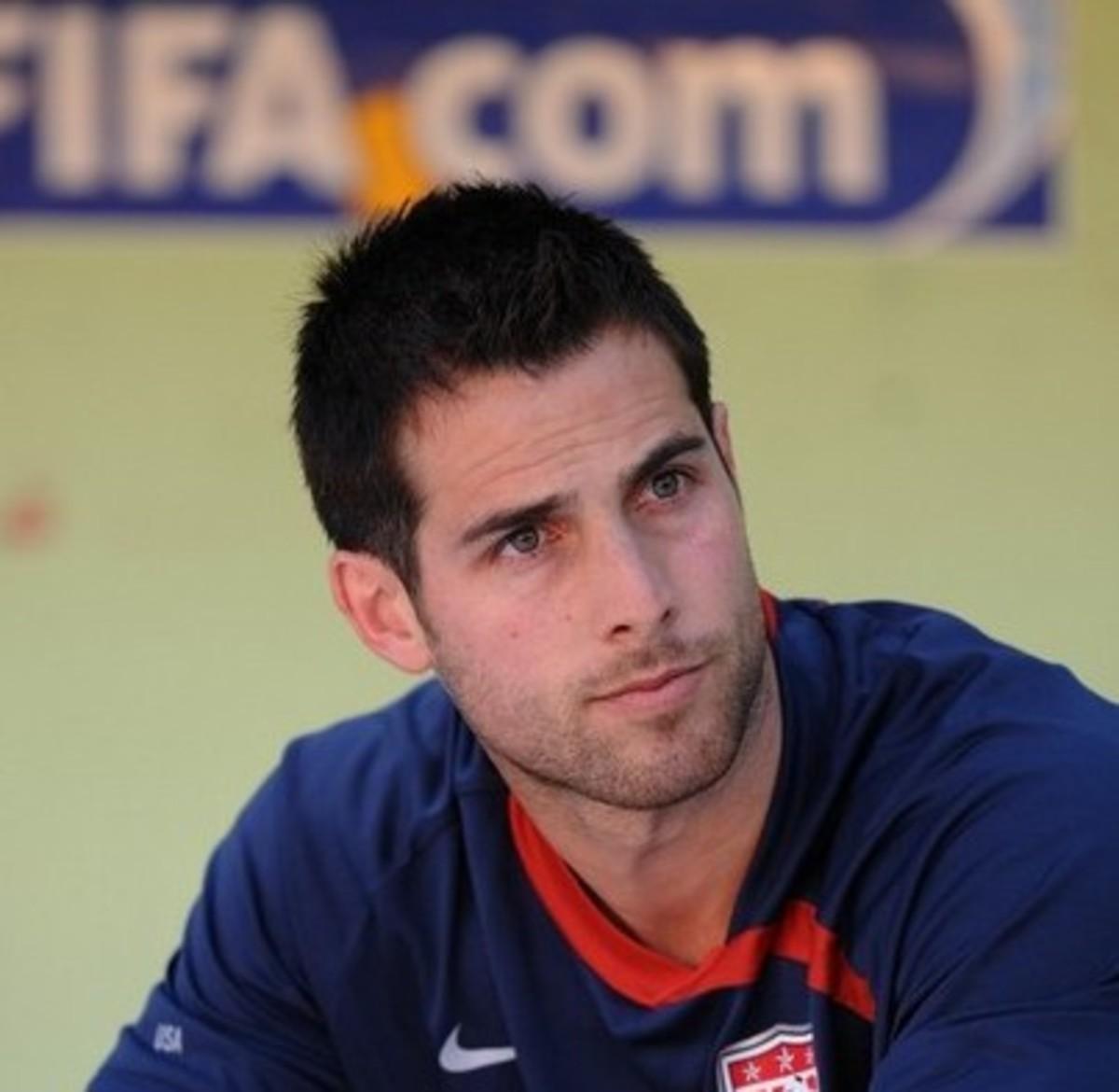 Carlos Bocanegra - team captain