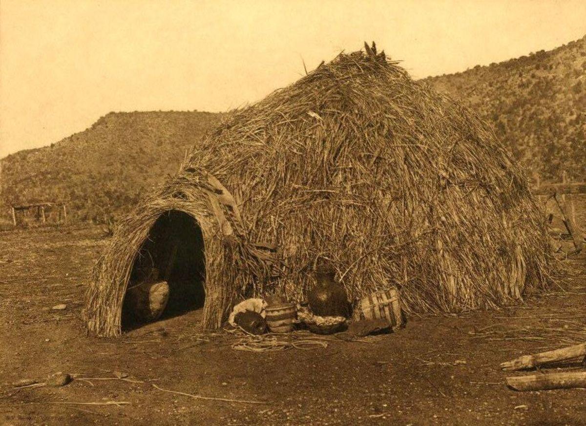 Primitive Apache Home