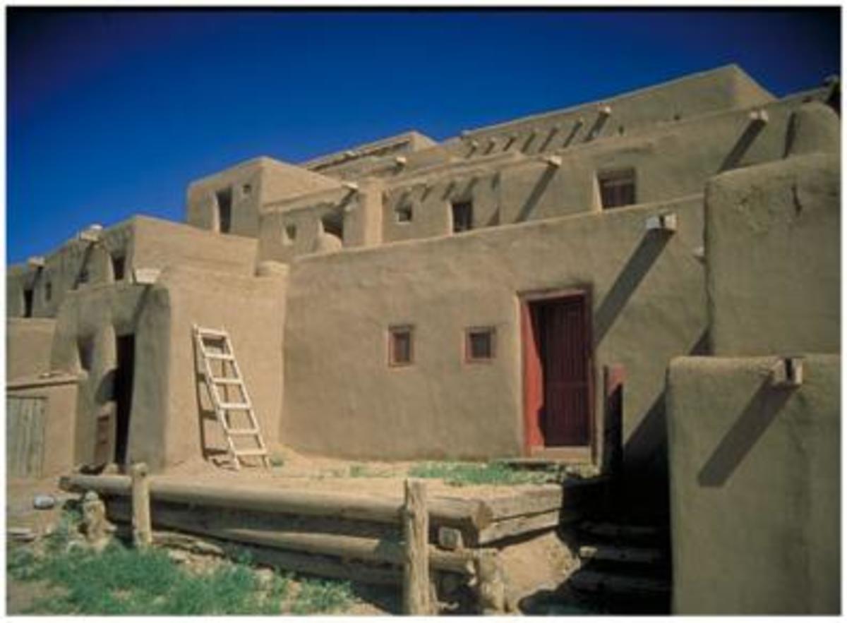 Pueblo Adobe Unit