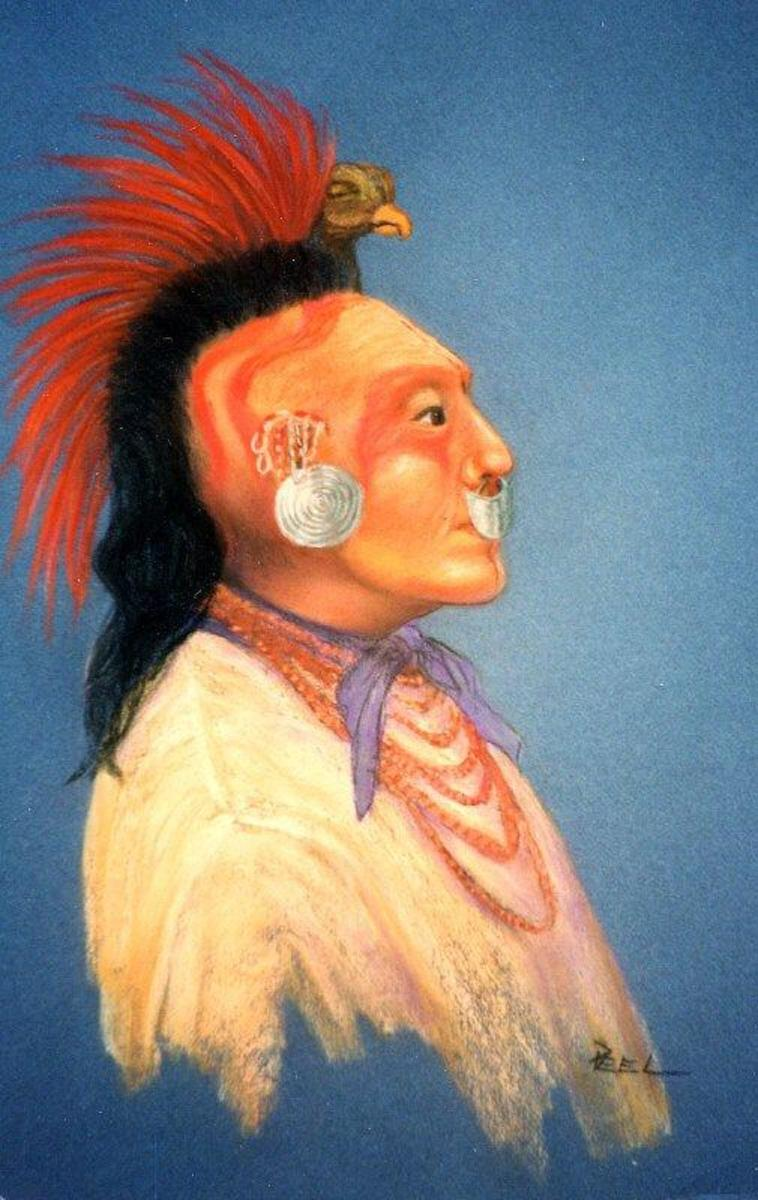 Caddo Indian