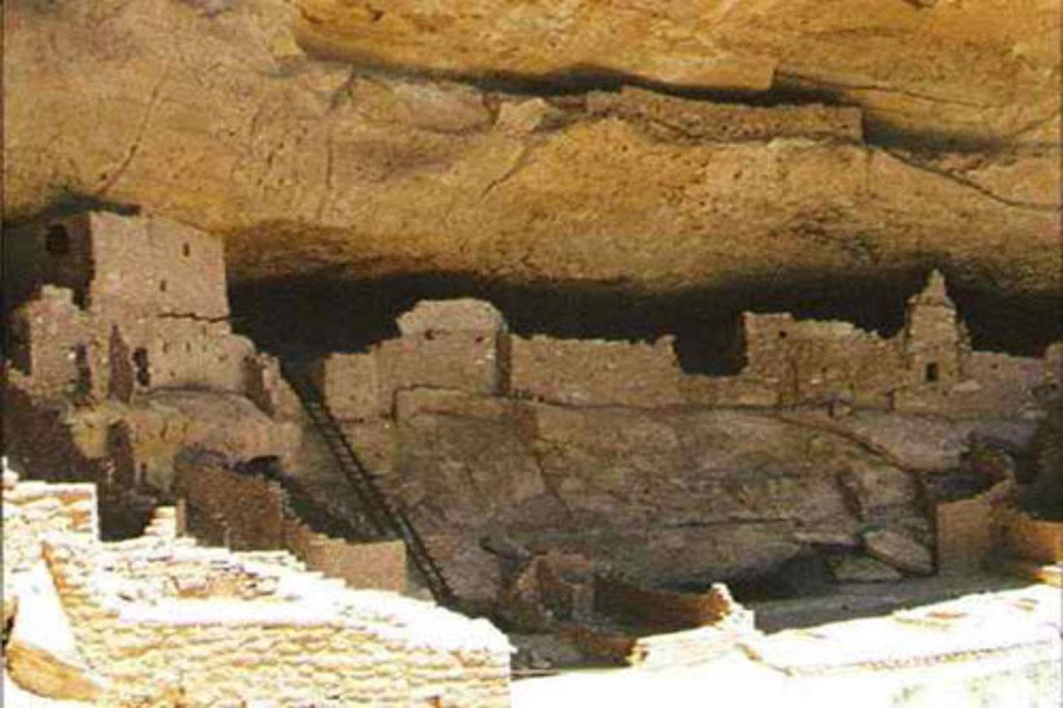 The Famous Pueblo Village
