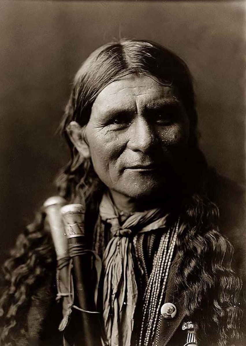 Tewa Pueblo Indian