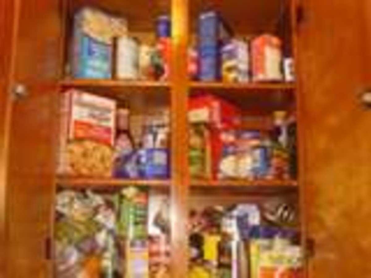 Tracer gas guarantees shelf life for foods.