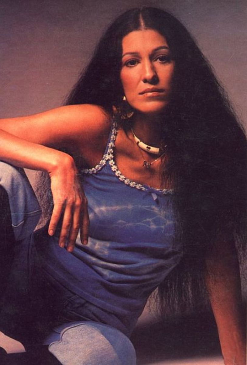 Rita Coolidge...Cherokee
