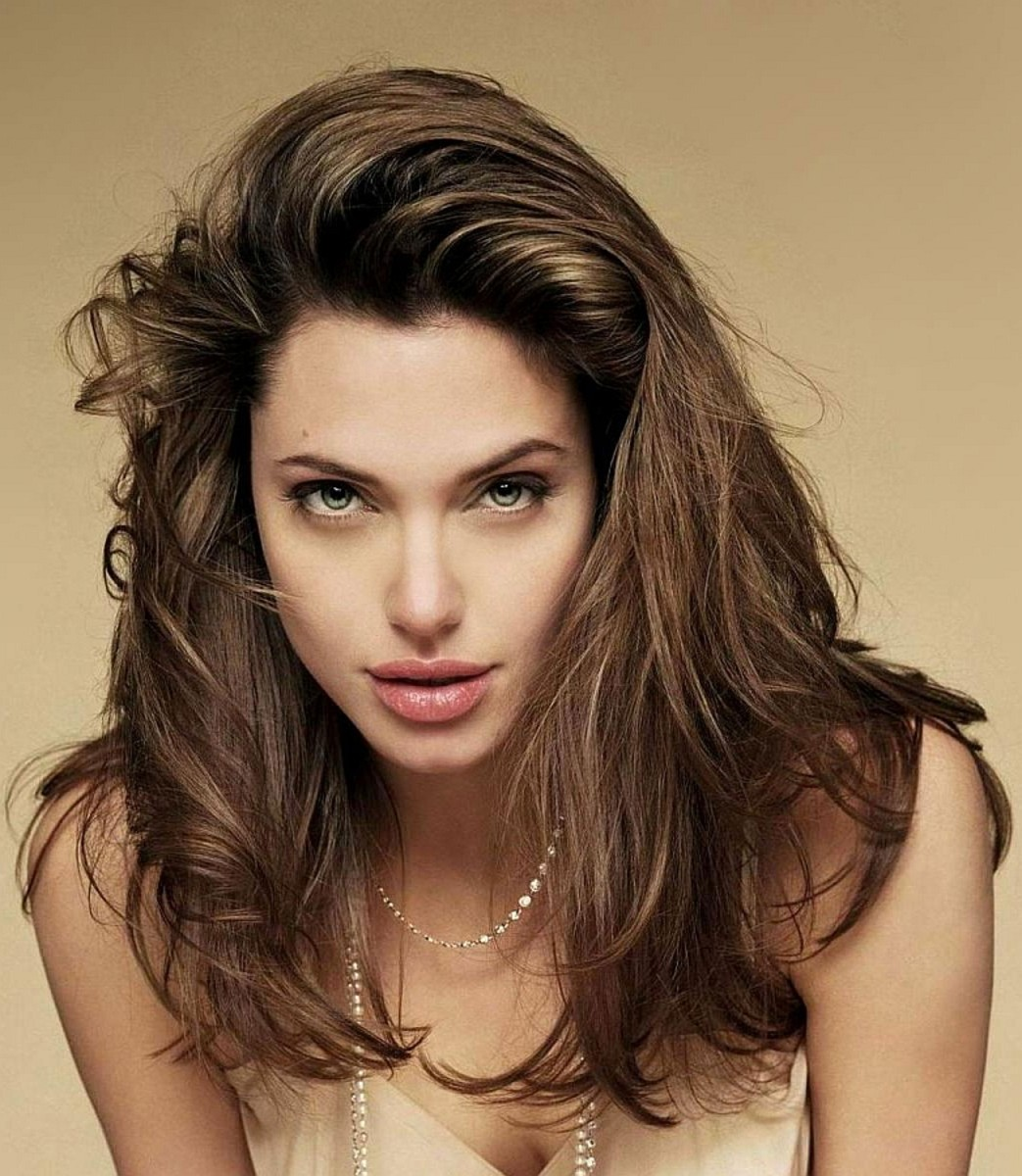 Angelina Jolie..she maybe Iroquois, maybe not.