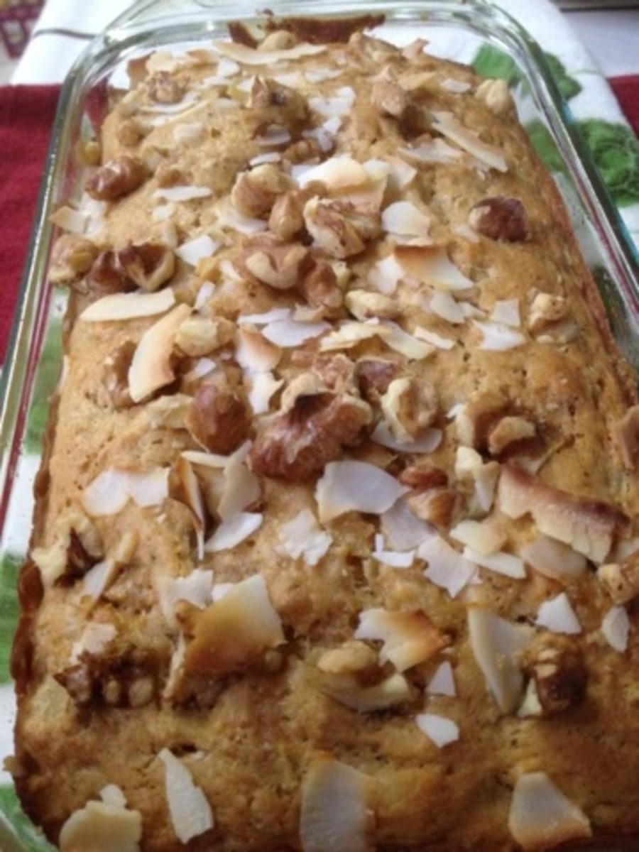 Hawaiian Sweet Bread...mmmm