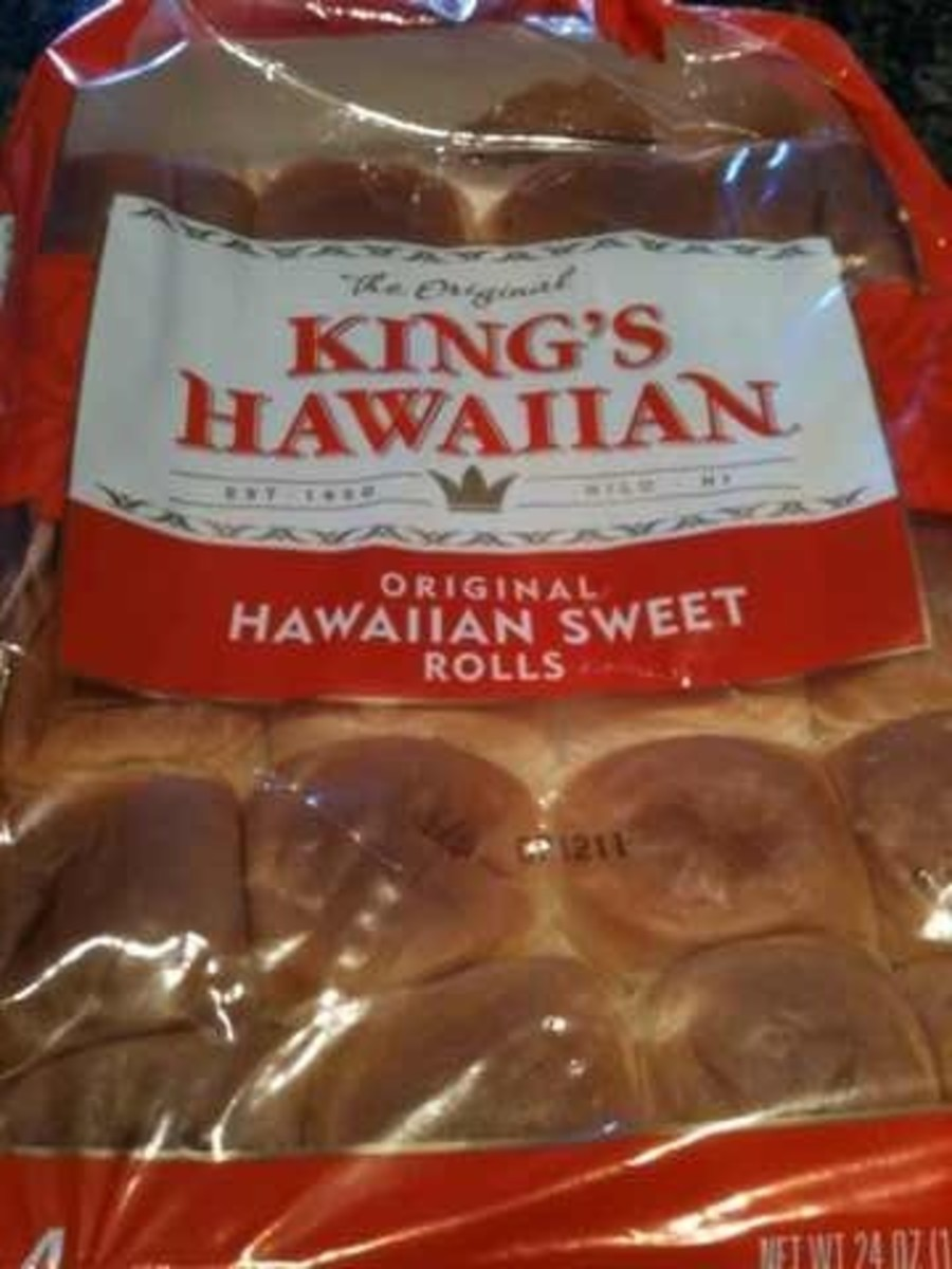 King S Hawaiian Bread Roll Recipe And A Healthier Twist Hubpages