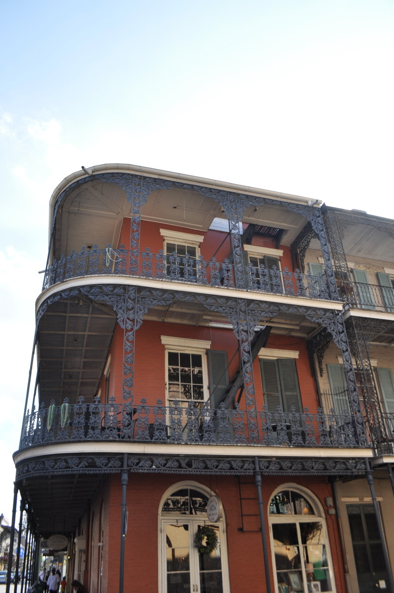 LaBranche Building- 700 Royal Street, New Orleans