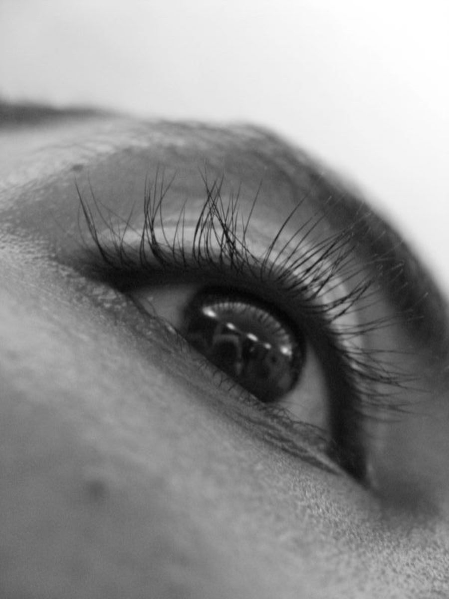 Narcissists only have eyes for themselves