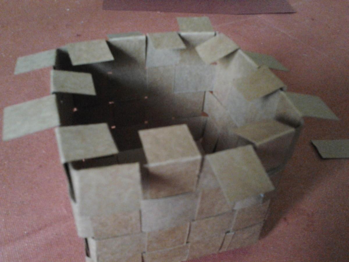 Leftover fold