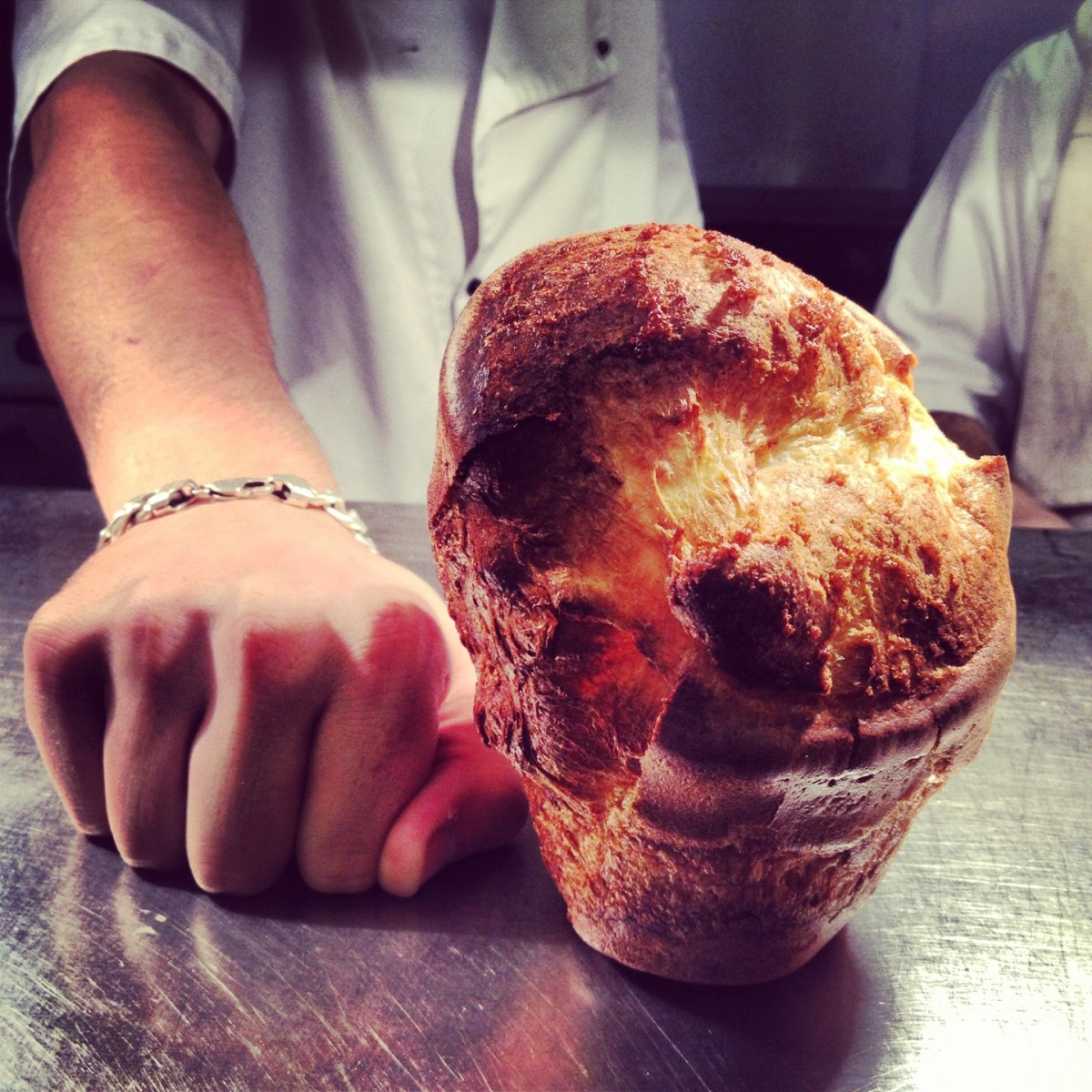 Yorkshire Pudding Mix Recipe / popover