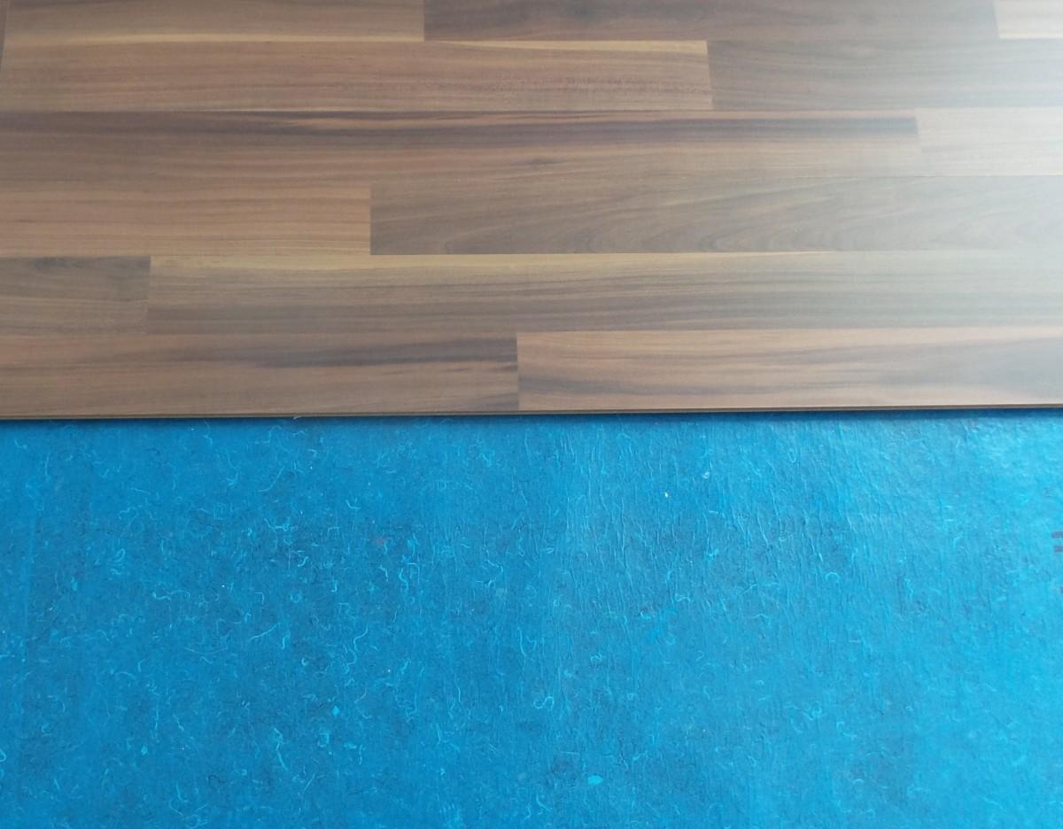 The best floating floor underlayment
