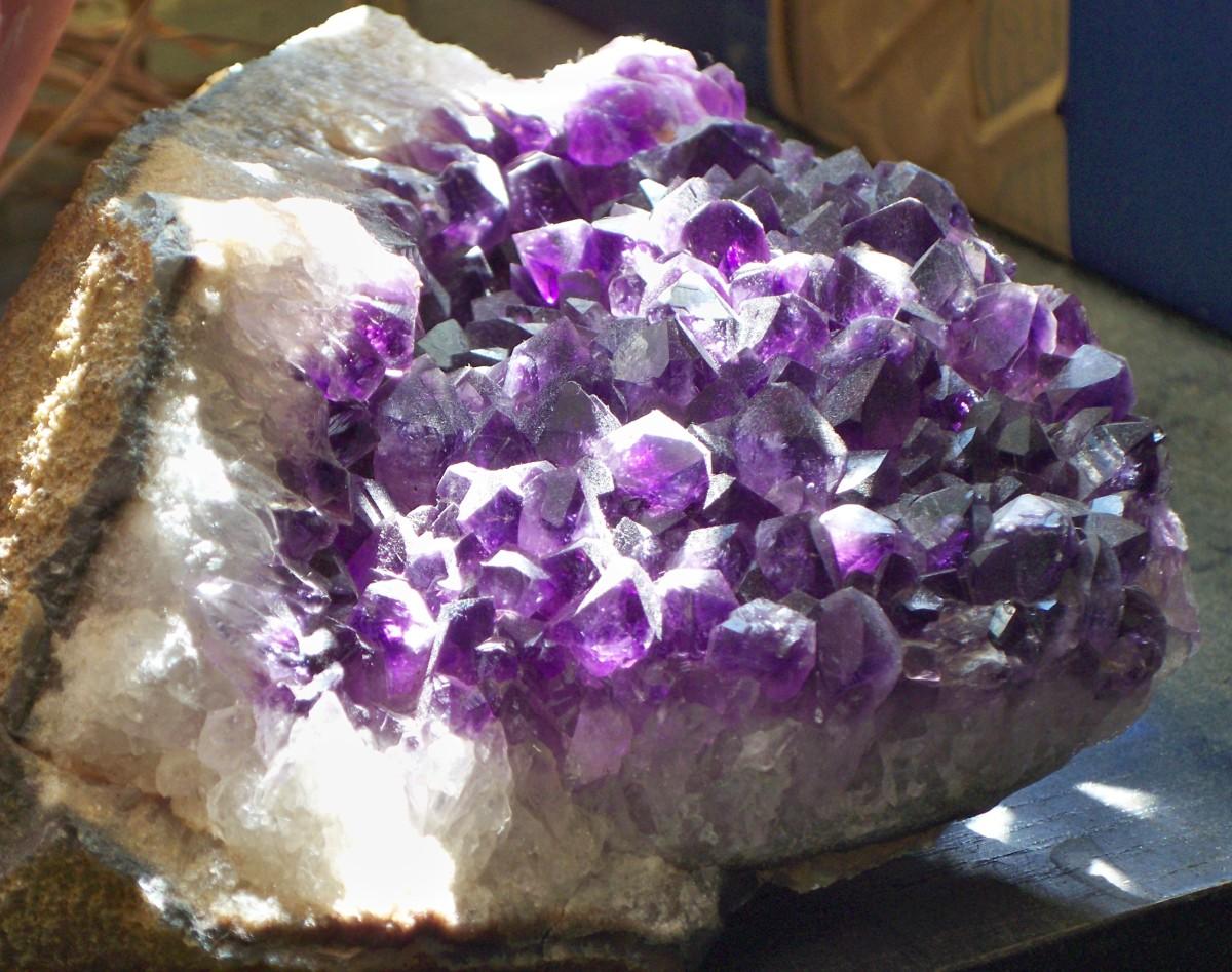 Extra Large Amethyst Crystal