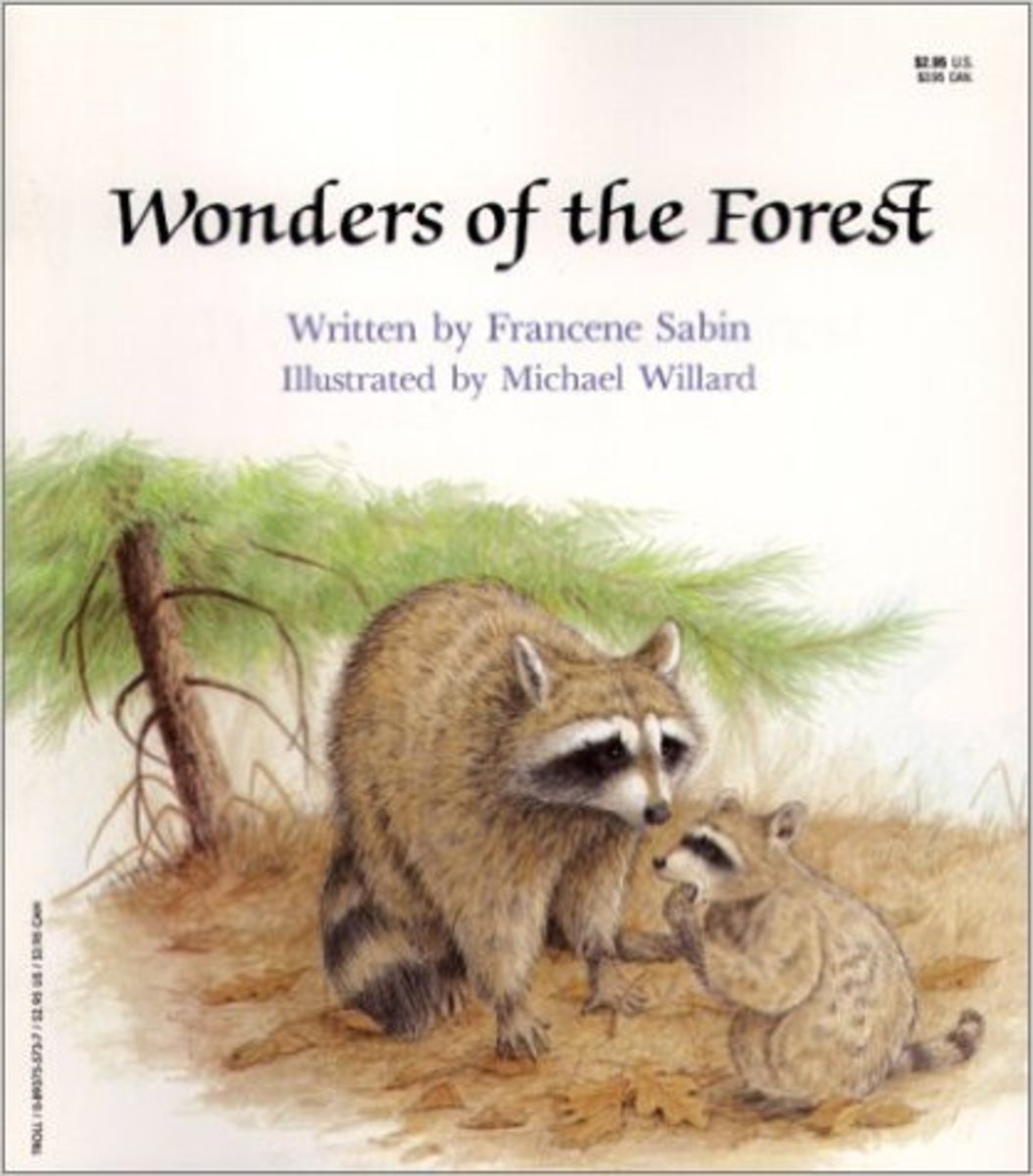 Wonders Of The Forest by Francene Sabin  - Images are from amazon.com.