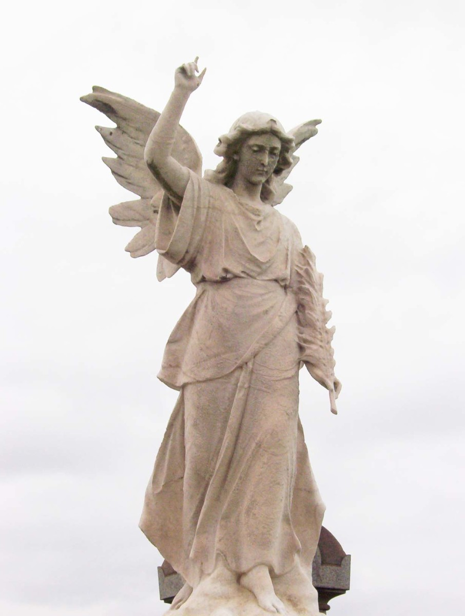 Angels and Archangels in Western Culture - A Short Guide