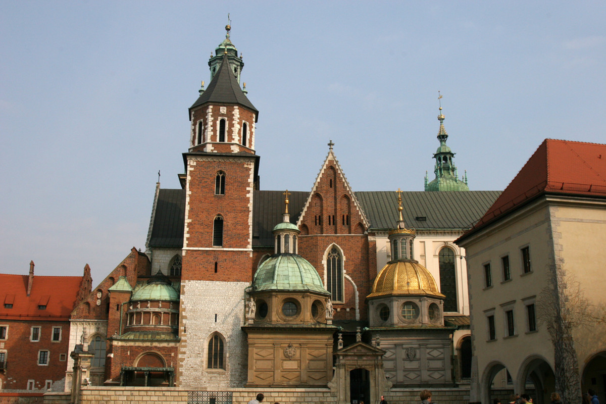 Wawel Cathedral, Poland